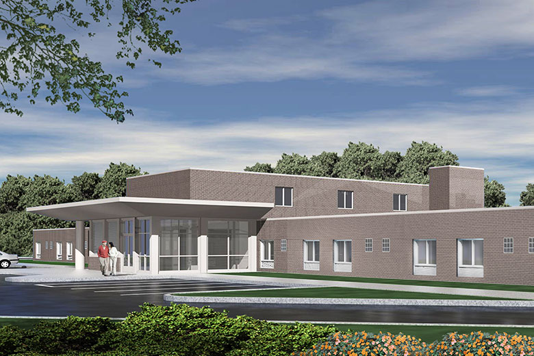 Royal Oak House Assisted Living & Memory Care Facilty Exterior